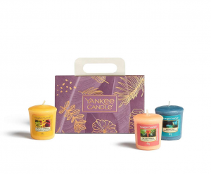 Yankee Candle - The Last Paradise - Confezione Regalo 3 candele sampler