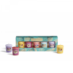 Yankee Candle - The Last Paradise - Confezione Regalo 5 candele sampler