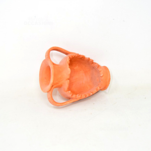 Accessori Per Acquari Anfora In Plastica Dura 15 Cm