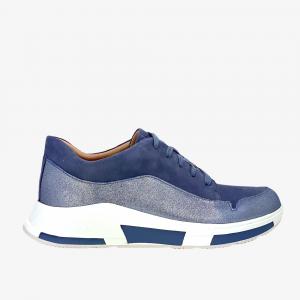FitFlop - Freya Suede Sneakers