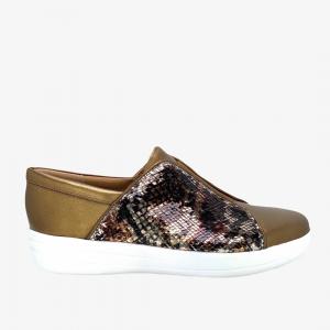 FitFlop - New Zip Sneaker Snaker