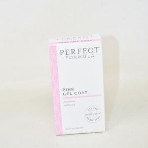 Perfect Formula Smalto Rinforzante Pink Gel Coat Nuovo