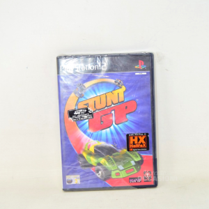 Video Game Play Station 2 Stunt Gp
