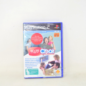 Video Game Play Station 2 Eye Toy Chat