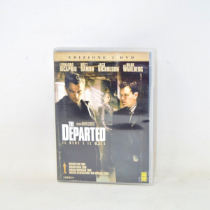 Dvd The Departed - The You And The Male