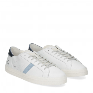 D.A.T.E. Hill low vintage calf white sky