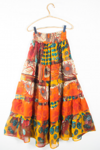 Ethnic skirt. Long skirts buy online