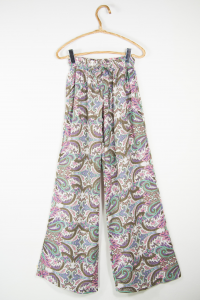 Women's long summer trousers. Online clothing sale