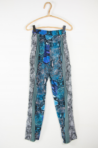 Women's long summer trousers. Online sale