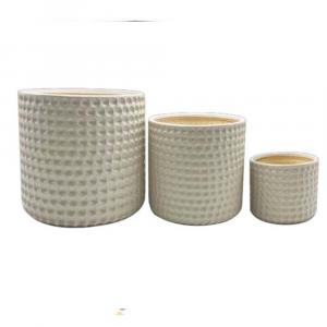 Set 3 P.Vaso Golf Ceramica