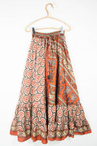 Ethnic skirt. Long skirts online