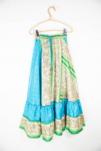 Indian skirt. Oriental long skirts online