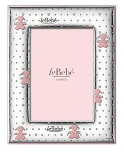 LeBebé Cornice Linea Bubble - Rosa 10x15