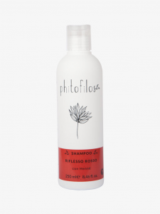 Shampoo riflesso rosso - Henné 250 ml