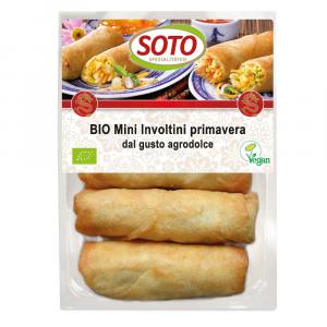 Mini involtini primavera dal gusto agrodolce Soto