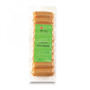 Mini wurstel affumicati Wheaty - topas