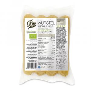 Wurstel vegetale affumicato di tofu e lupino Bio appetì