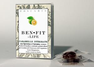 Caramelle Integrate +LIFE Gusto Bergamotto