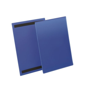 Pockets Per Identificazione Durable With Bande Magnetiche Blue External Mm 210x297