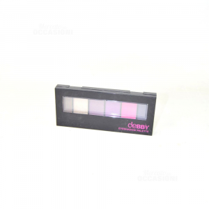 DEBBY EYESHADOW PALETTE ON THE GO Nuovo