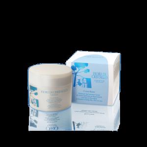 Crystal Butter \u2013 Emulsione Ipernutriente Corpo CON FIORE DI PORCELLANA, ESTRATTI DI NINFEA BLU E FIOR DI LOTO
