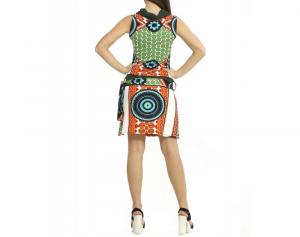 Vestito corto etnico. Abiti estivi donna online