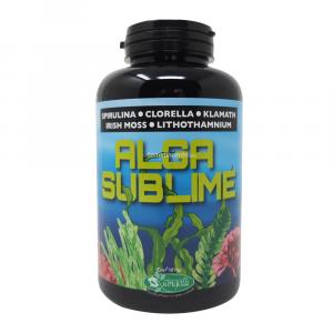 Alga Sublime Sangalli Integratore Naturale con Spirulina 180 Capsule