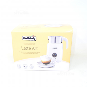 Milk Art Caffitaly,milk Frother Induction New