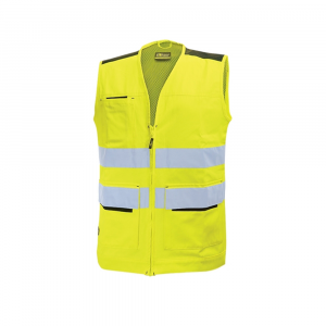 U-POWER - SMART - GILET HI-LIGHT