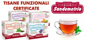 📦 La Box - Tisane Funzionali - SanDemetrio