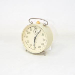 Allarm Clock Color Panna Model Vigil (to Fix)