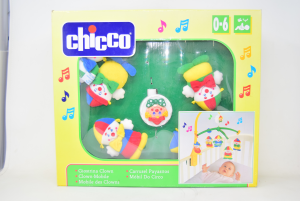 Merry-go-round Clown Chicco Per Culla From 0 To 6 Months