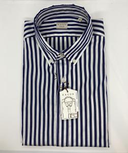 Camicia in cotone righe, Xacus