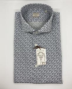 Camicia in cotone fantasia, Xacus