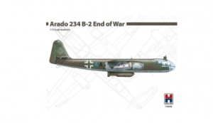 Arado 234 B-2 End of War