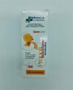 PROPOLI SOLUZIONE IDROALCOLICA, Farmacia alla Madonna