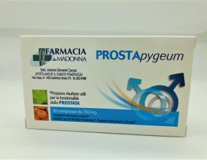 PROSTAPYGEUM, Farmacia alla Madonna