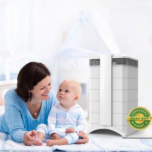 IQ Air purificatore d'aria - aria pura per tutta la famiglia
