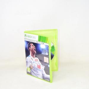 Videogioco XBOX 360 Fifa18 Legacy Edition