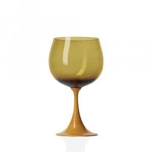 Calice Borgogna Burlesque Girasole-Marron