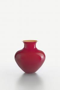Vaso Antares Medio Rosso 0040