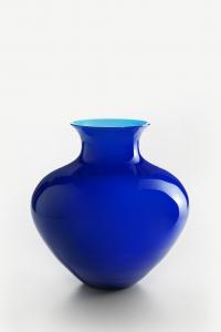 Vaso Antares Grande Blu 0040
