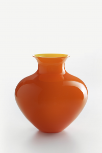 Vaso Antares Grande Arancio 0040