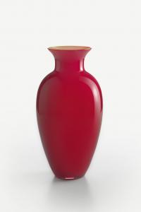 Vaso Antares Medio Rosso 0010