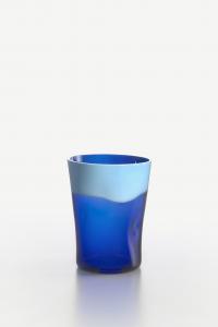Bicchiere Acqua Dandy Celeste Blu