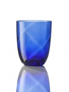 Bicchiere Idra Lente Blu