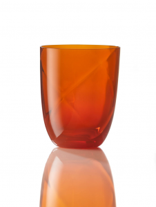Bicchiere Idra Lente Arancio