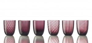 Collezione Idra Colore Violetto