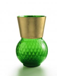 Vaso Grande Basilio Verde Pino