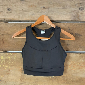 Top Puma Infuse Crop Nero